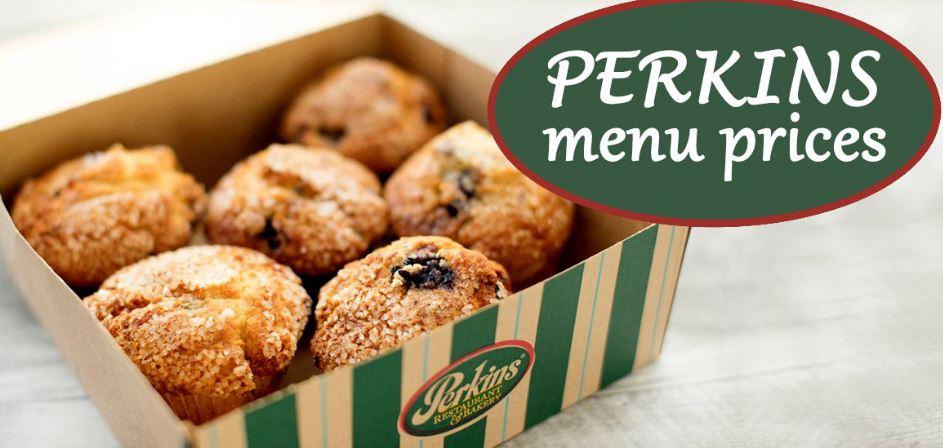 Perkins Restaurant & Bakery Menu